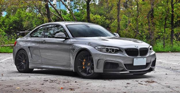 Çok farklı BMW 235i M