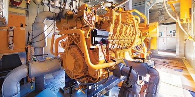 Metan Gazı ile çalışan motor!