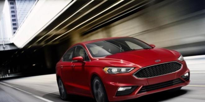 2017 Ford Fusion V6 Sport çukur dinlemiyor