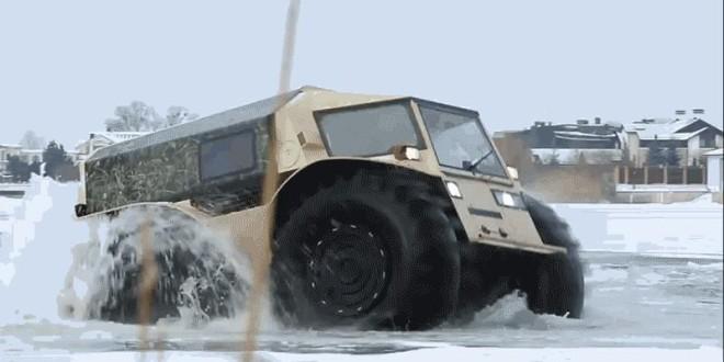 Rusların yeni makinesi karşımızda !