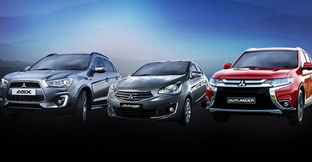 Mitsubishi'den Şubat fırsatları