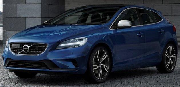 2017 Volvo V40 ve V40 Cross Country Özellikleri ve Detayları