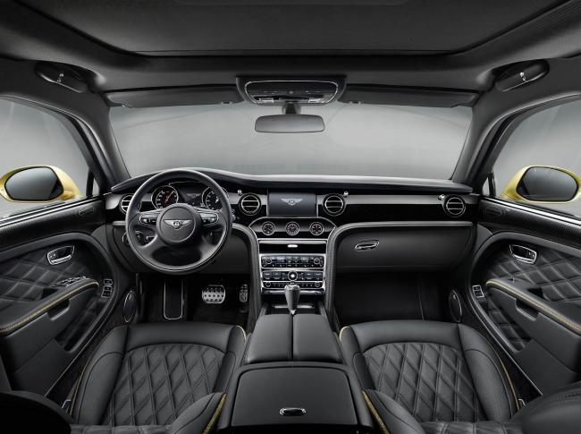 Yeni Bentley Mulsanne çok lüks !