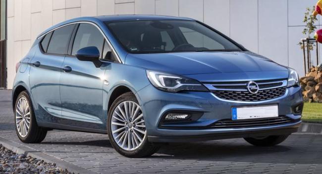 Yeni Astra Yılın Otomobili Seçildi