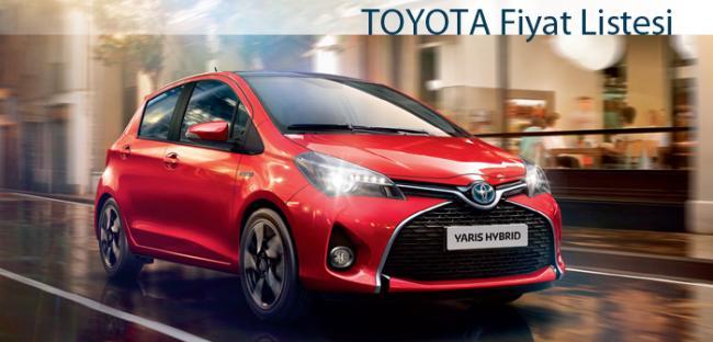 toyota fiyat listesi mart 2016 | otomobil haber, forumu kampanya