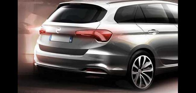 Fiat Egea Station Wagon-SW 2016 Model