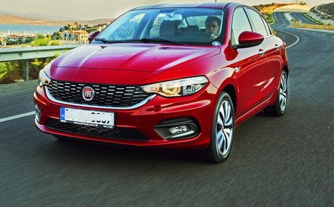 Fiat Egea'nın başlangıç fiyatı belli oldu 49.900 TL