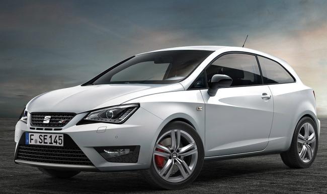 Yeni Seat Ibiza Cupra 2016 Model Teknik Özellikleri ve Fiyatı