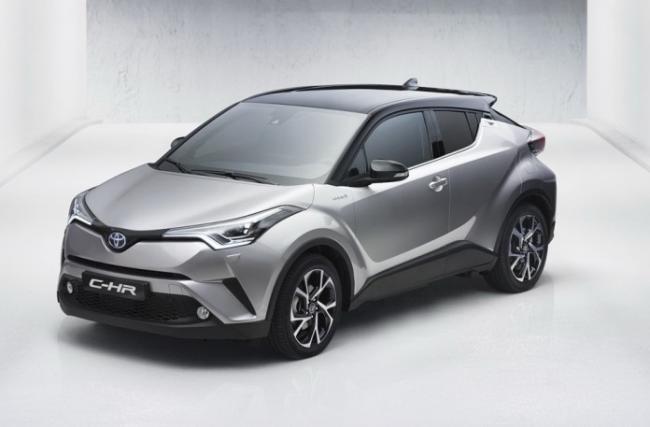 toyota c-hr 2017 model ne zaman geliyor ? | otomobil haber, forumu