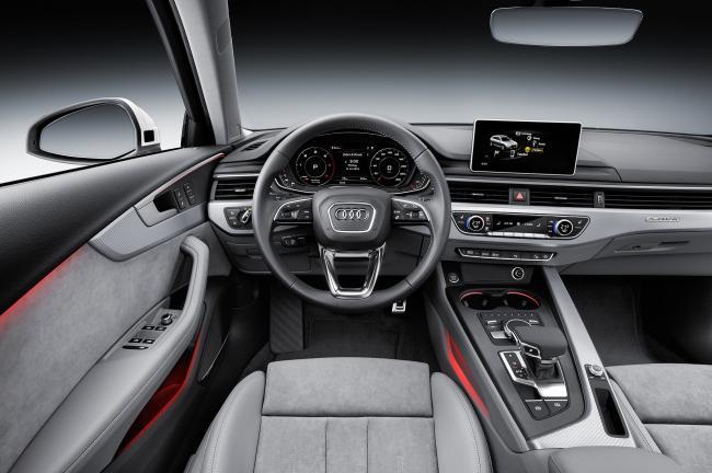 Audi A4 Allroad Quattro 2016 Model Yeni Kasa Teknik Özellikleri