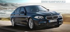 BMW Nisan ayına özel fırsatlar