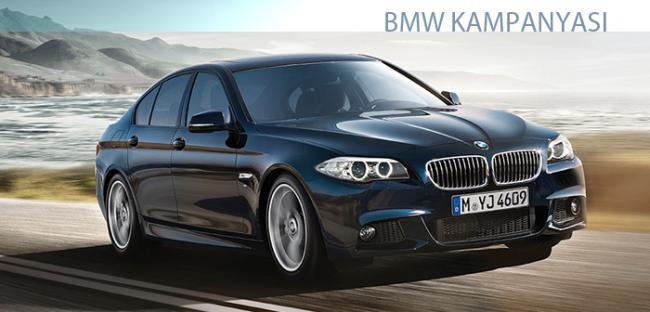 BMW 2016 Mart ayı kampanyaları