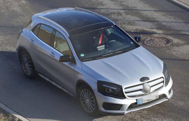 Mercedes-GLA-2017-model