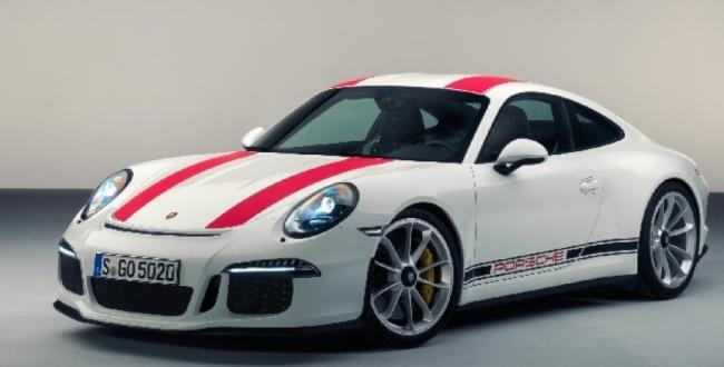 Porsche_911_R_satu