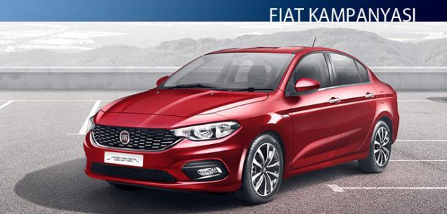 Fiat 2016 Model Otomobillerde Sıfır Faizli Kredi