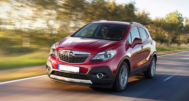 Opel Mokka 2016 Mart Kampanyası