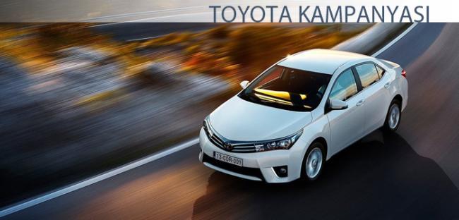 Toyota Corolla ve C-HR Modellerinde Haziran Kampanyası