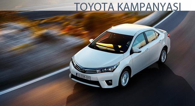 Toyota, 2016 Mart Ayı Kampanyası