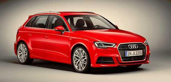 Makyajlı Audi A3 2016 Model Özellikleri ve Fiyatı Açıklandı