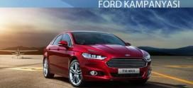 Ford Mart Ayı Sıfır Araç Kampanyaları