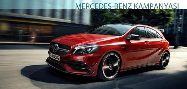 Mercedes-Benz 2016 Nisan Ayı Kampanyaları