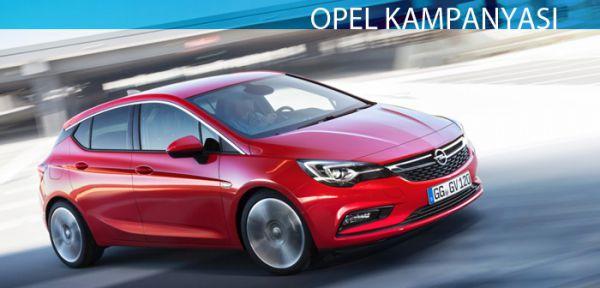 Opel Nisan 2016 Kampanyası