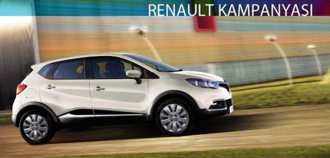 Renault Nisan 2016 Kampanyası