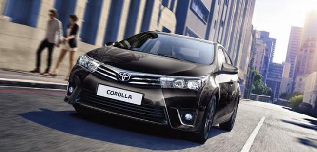 Toyota Corolla Nisan 2016 Kampanyası