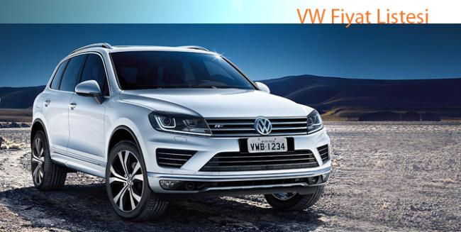 Volkswagen_Fiyat_Listesi