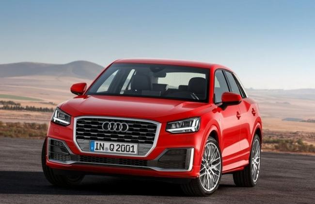 Audi Q2 2016 Model Teknik Özellikleri
