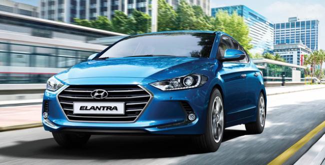 Yeni Hyundai Elantra'nın Özellikleri 2016 Model