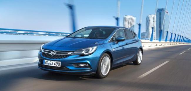 Yeni Opel Astra Nisan Kampanyası 2016