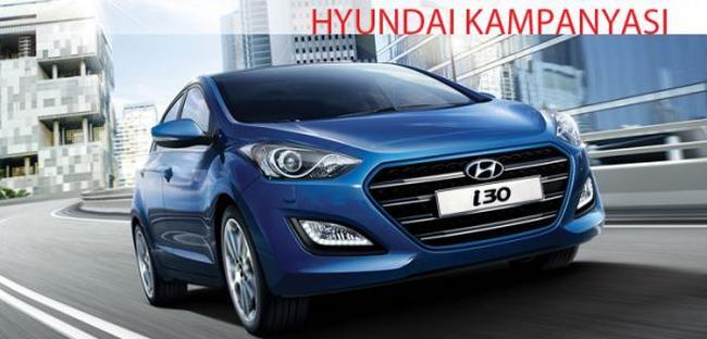 Hyundai Mayıs Ayı Bahar Kampanyaları