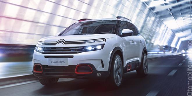 Citroën Yeni C5 Aircross SUV