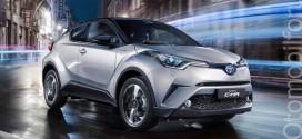 Toyota C-HR 2017 Mayıs Kampanyası