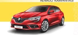 Renault Modelleri Kasım Ayı Kampanyası