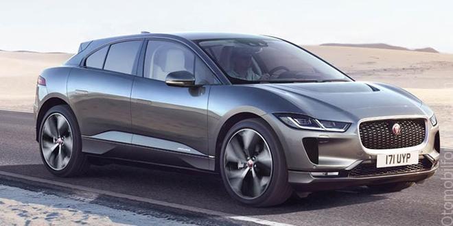 Yeni Model Jaguar I-PACE Elektrikli SUV