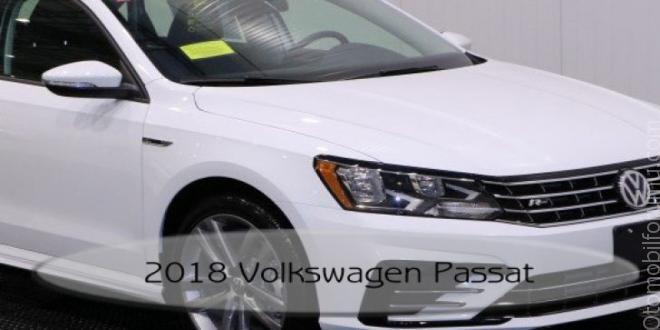 2018 Volkswagen Passat Özellikleri
