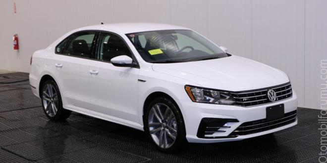 2018 Volkswagen Passat Fiyat Listesi ve Yakıt Tüketimi