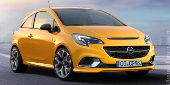 Yeni Kasa Opel Corsa GSi 2019 Model Ne Zaman Geliyor ?