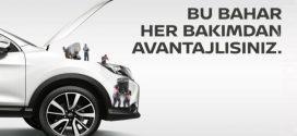 2018 Nisan Ayı Nissan Servis Kampanyası indirim Fırsatı