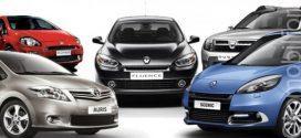 Nisan Ayı Otomobil Kampanyaları ve Nisan 2018 Sıfır Araç Fiyatları