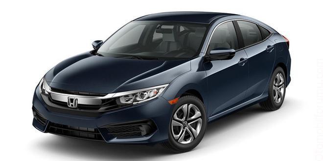 Honda Civic Mayıs Ayı Sıfır Araç Kampanyaları