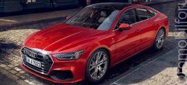 Yeni Audi A7 Sportback Özellikleri