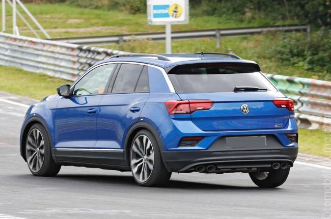 Volkswagen-TRoc-R-2019-model