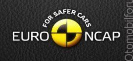 Honda CR-V – Euro Ncap Çarpışma Test Videosu