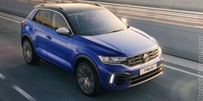 Volkswagen T-Roc-R Cenevre Otomobil Fuarı'nda tanıtılacak