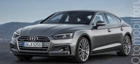 Audi A5 Sportback 2019 Model Fiyatı ve Özellikleri