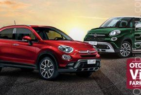 Fiat 500X – 500L Otomatik Vites Farkı Bizden Kampanyası