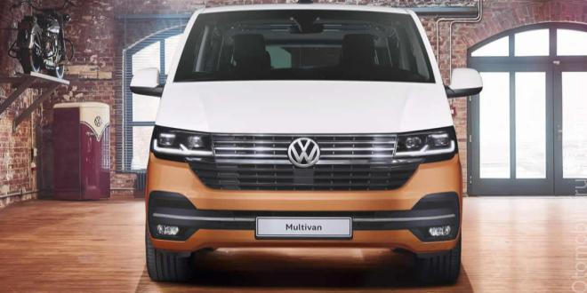 Makyajlı 2019 Model Volkswagen Transporter